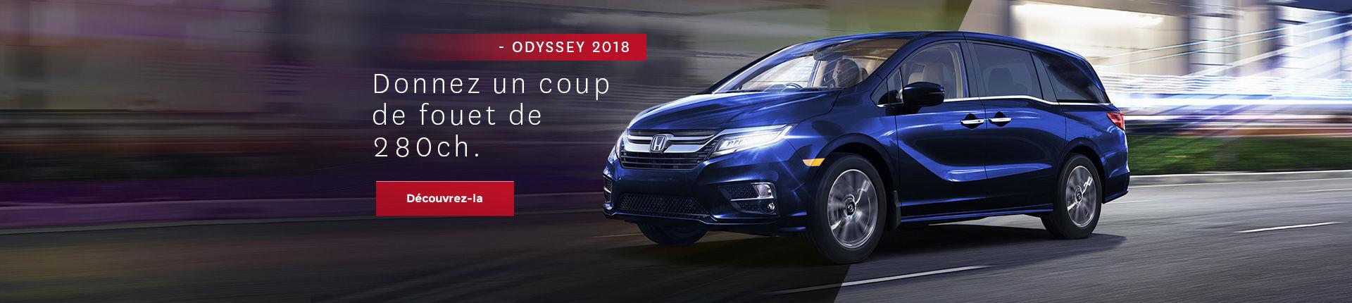 Odyssey 2017