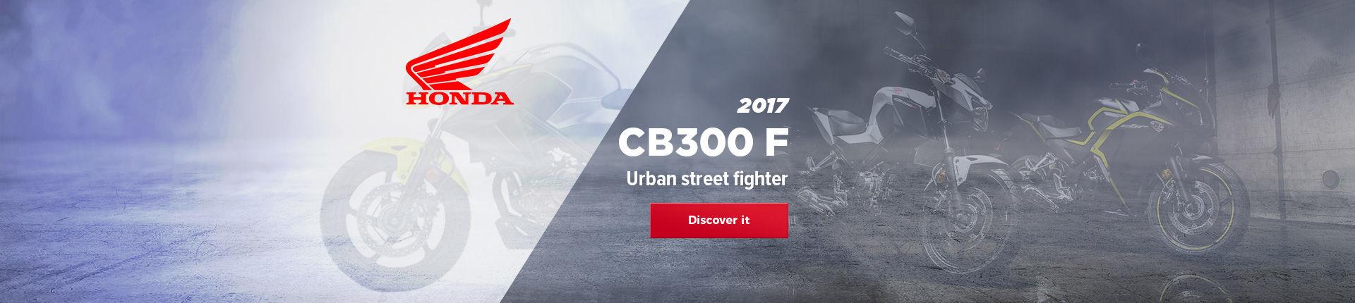 2017 CB300F STANDARD