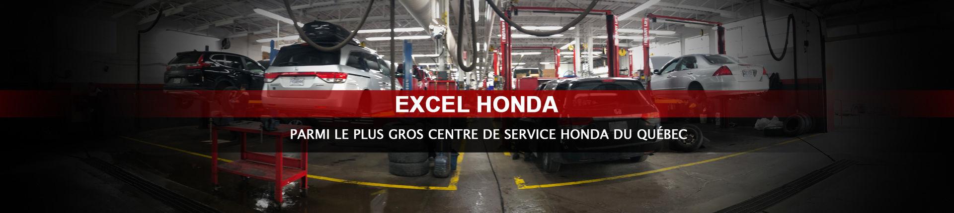 Le plus grand centre de service au Québec