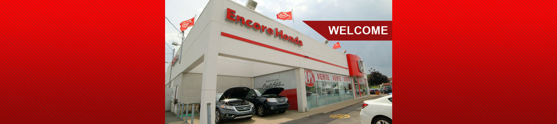 Welcome to Encore Honda
