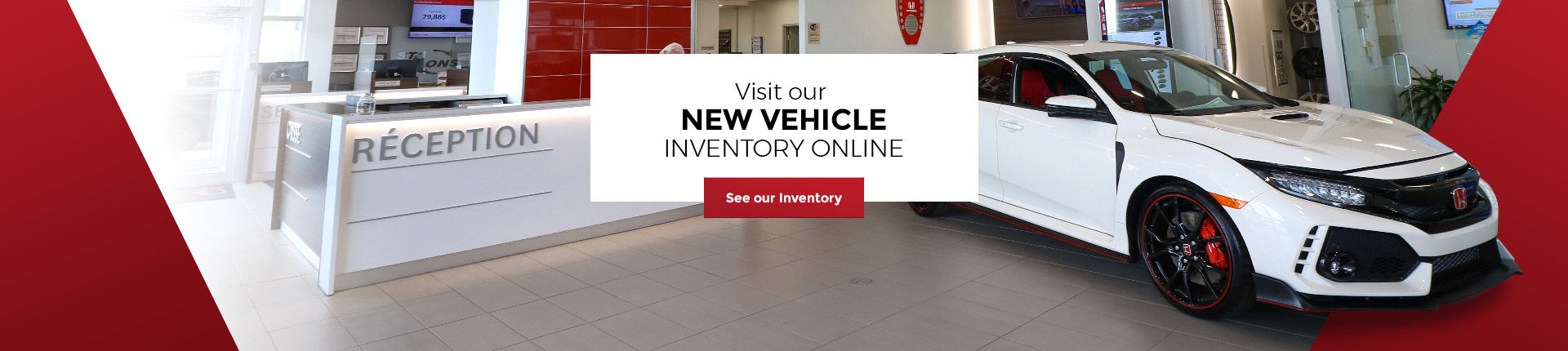 New Inventory - St-Contat
