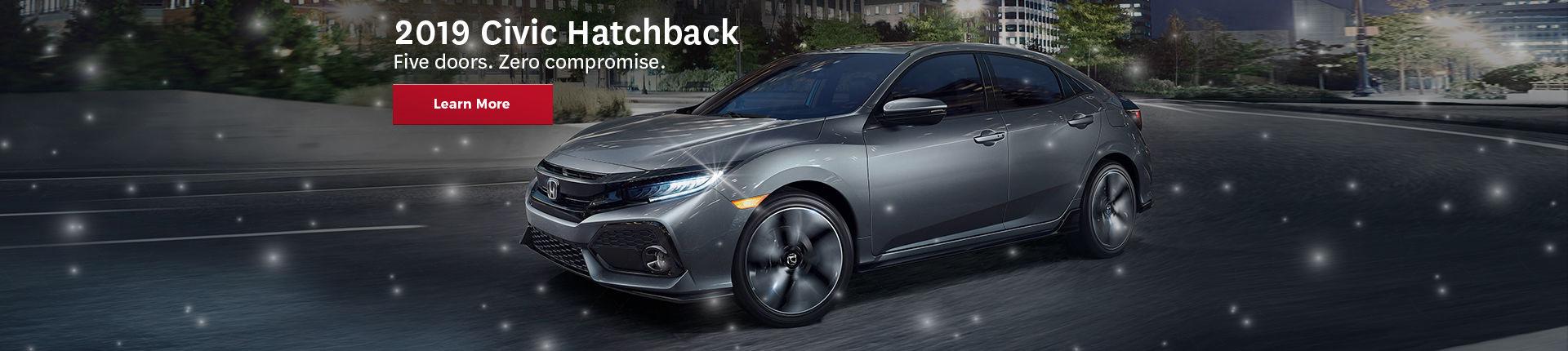 2019 Civic Hatchback