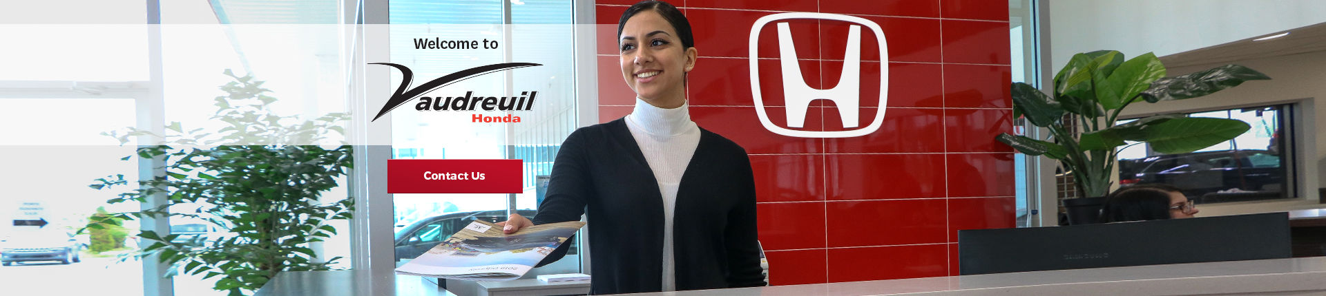 Welcome to Vaudreuil Honda!