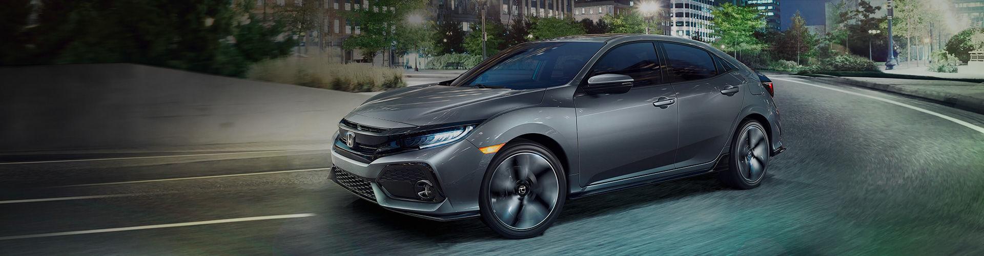 2019 Civic Sedan EX