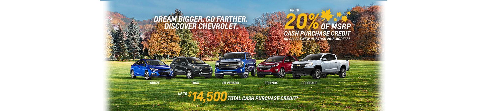 Promotion Chevrolet, 440Chev
