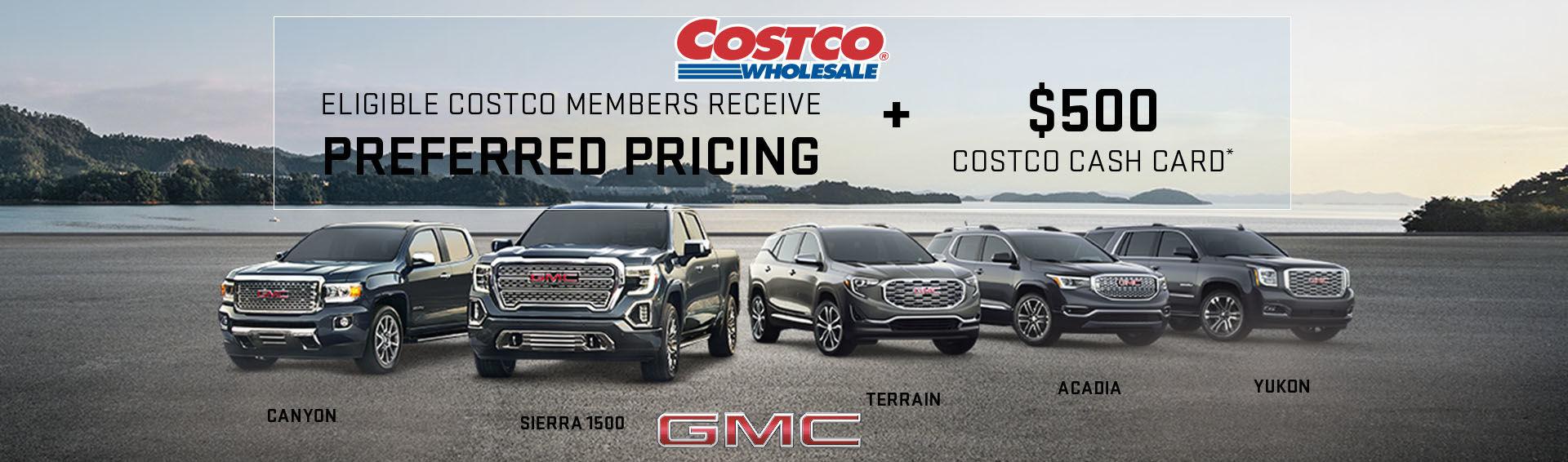 Promotion July GMC