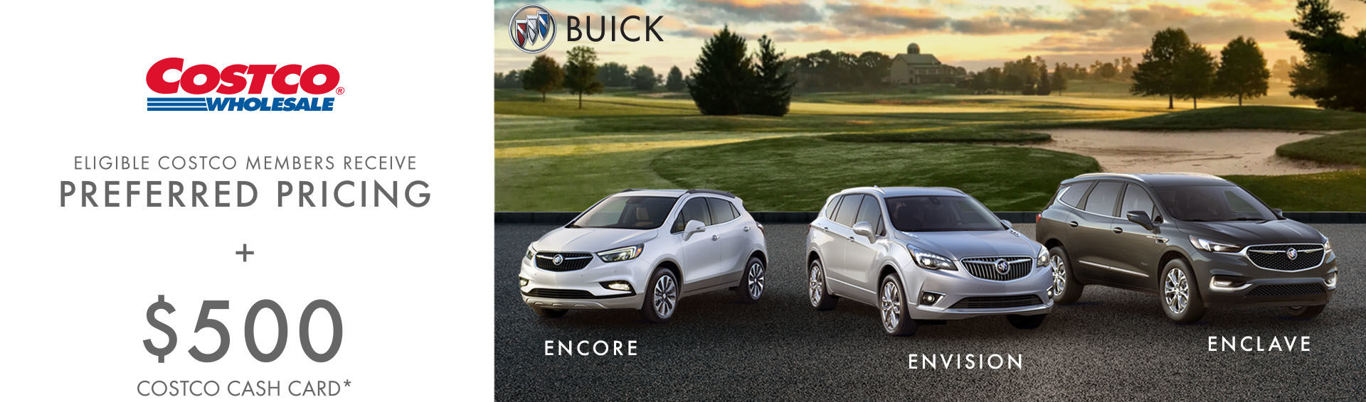 Promotion July Buick