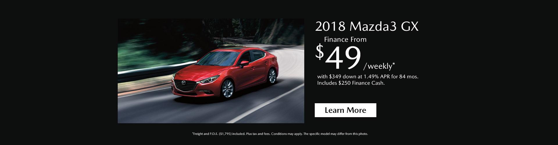 2019-05 Mazda3
