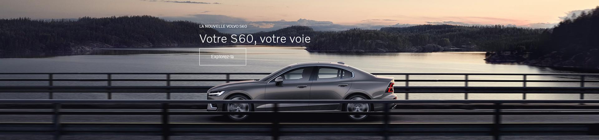 Le nouvelle S60