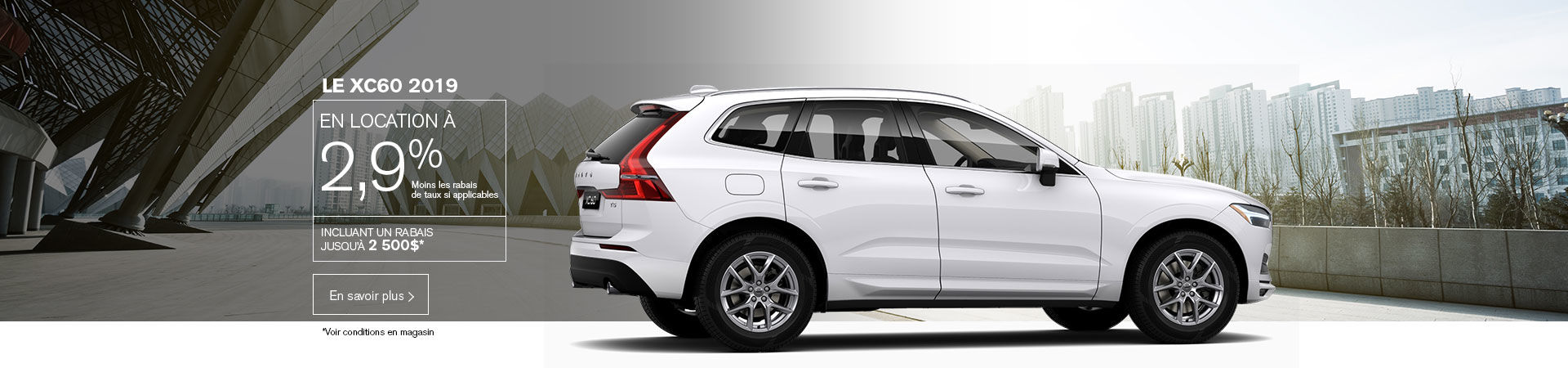 evenement signature volvo xc60