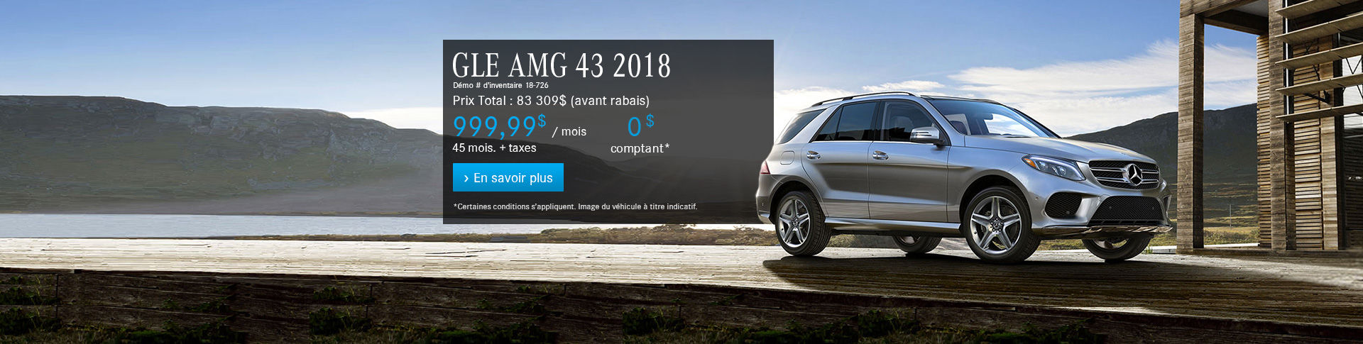GLE AMG 43 2018