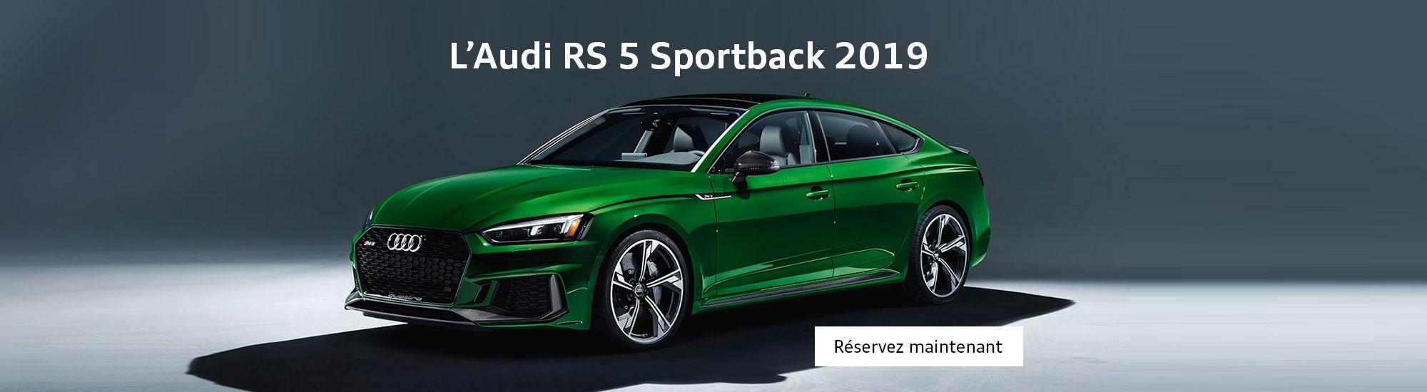 Audi RS 5 Sportback 2019