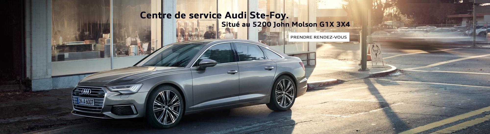 Centre de service Audi Ste-Foy