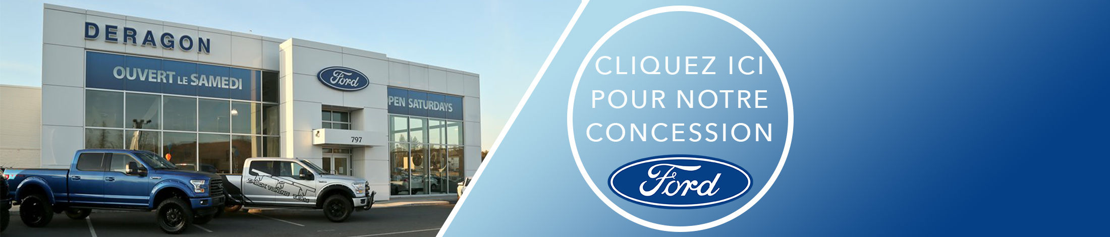 Notre concession Ford