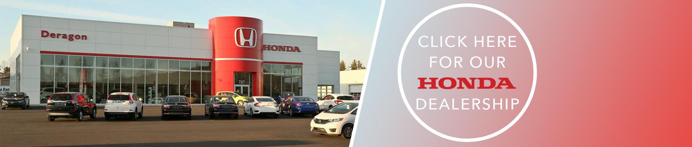 Our Honda dealership