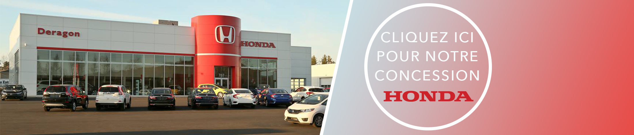 Notre concession Honda