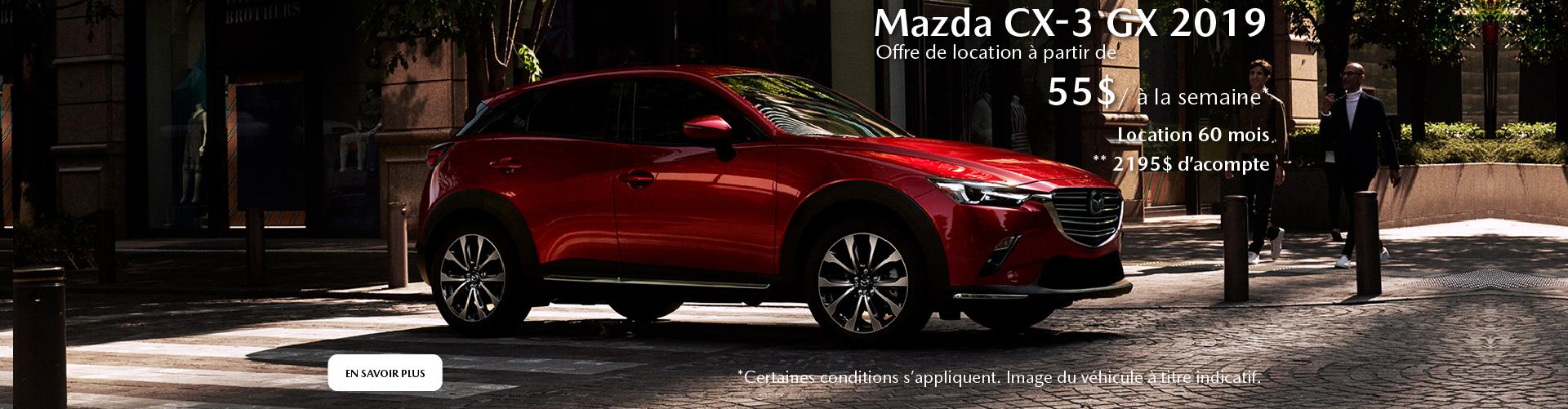 2019 Mazda CX-3_FR