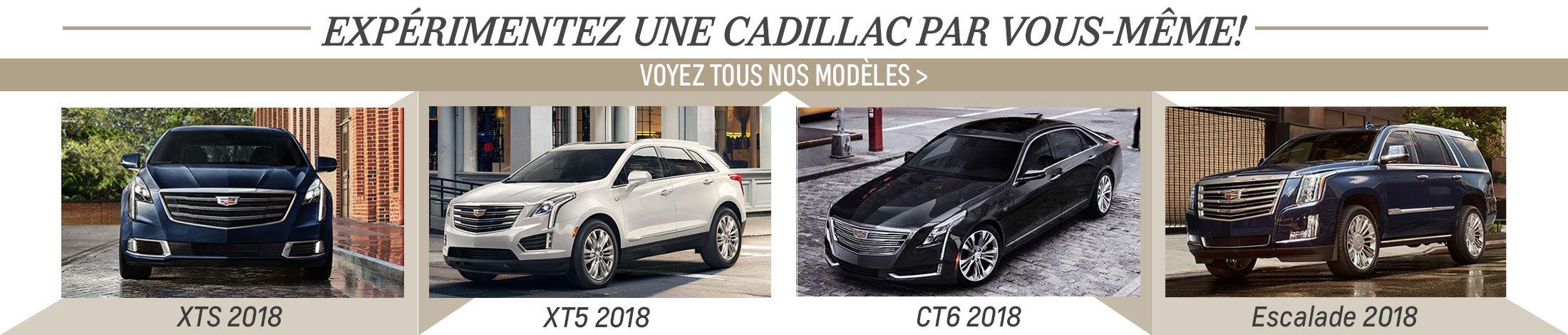 Cadillac 2018