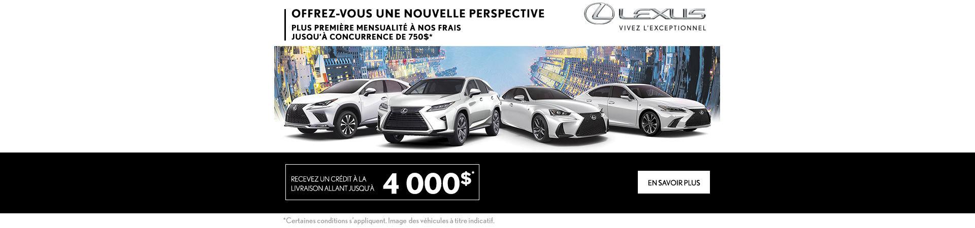 Événement Lexus