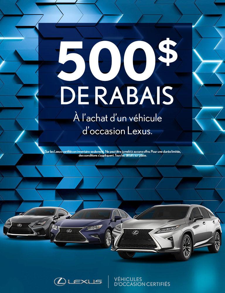 Occasion En Or Le Plus Grand Choix De Vehicules Usages Au Quebec >> Boulevard Lexus Concessionnaire Lexus A Quebec