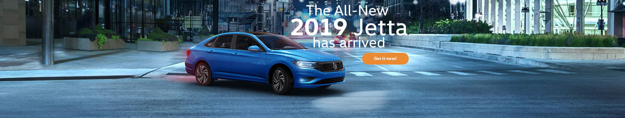 The new 2019 Jetta