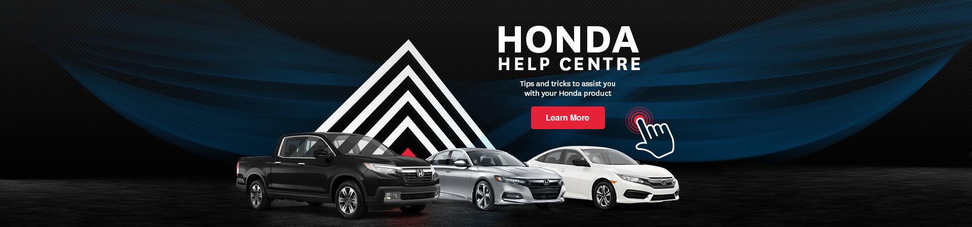 Honda Help Center