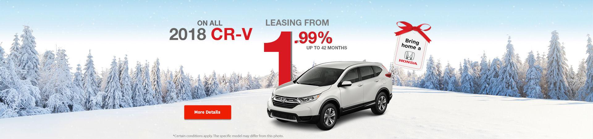 Honda CRV - Headers