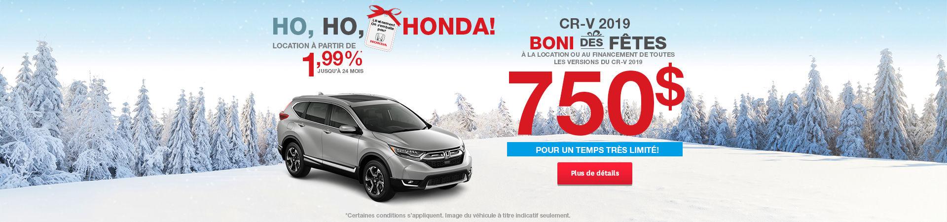 Honda CR-V - Headers