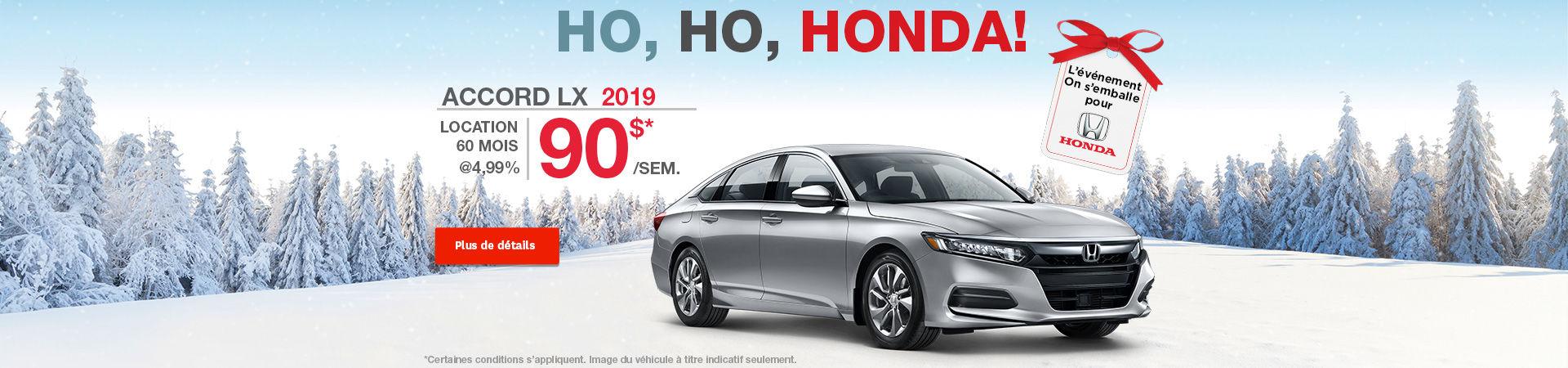 Honda  Accord - Headers