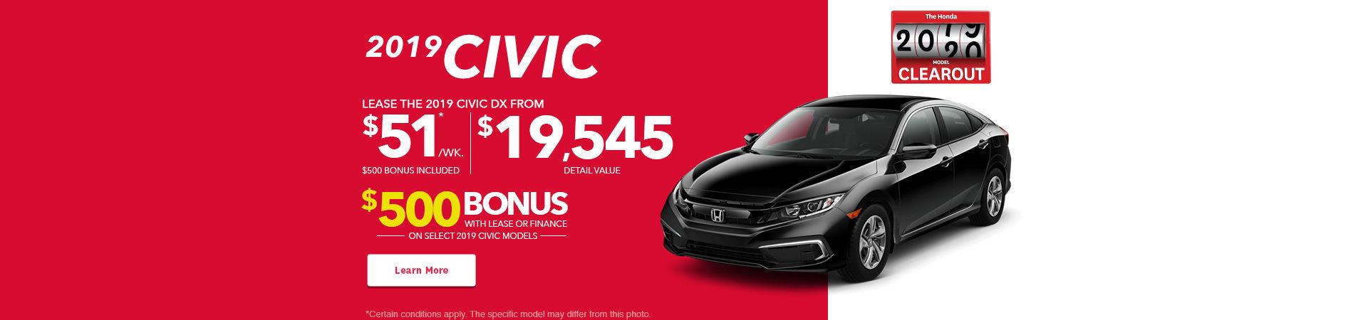 Honda Civic - Headers