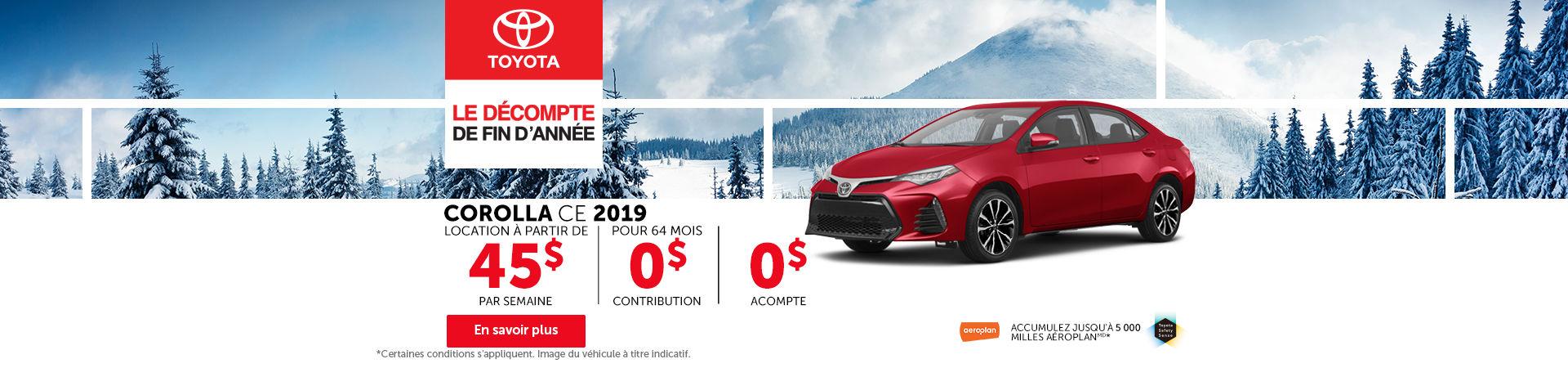 Toyota Corolla - Headers