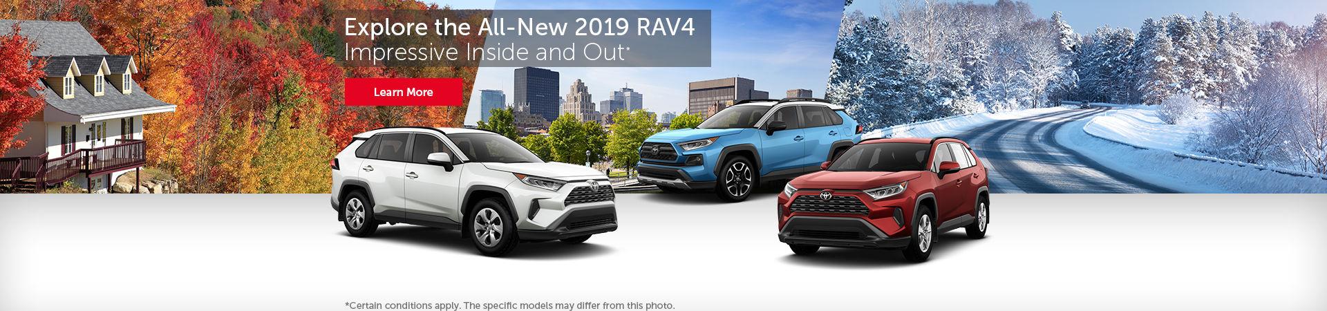 2019 RAV 4