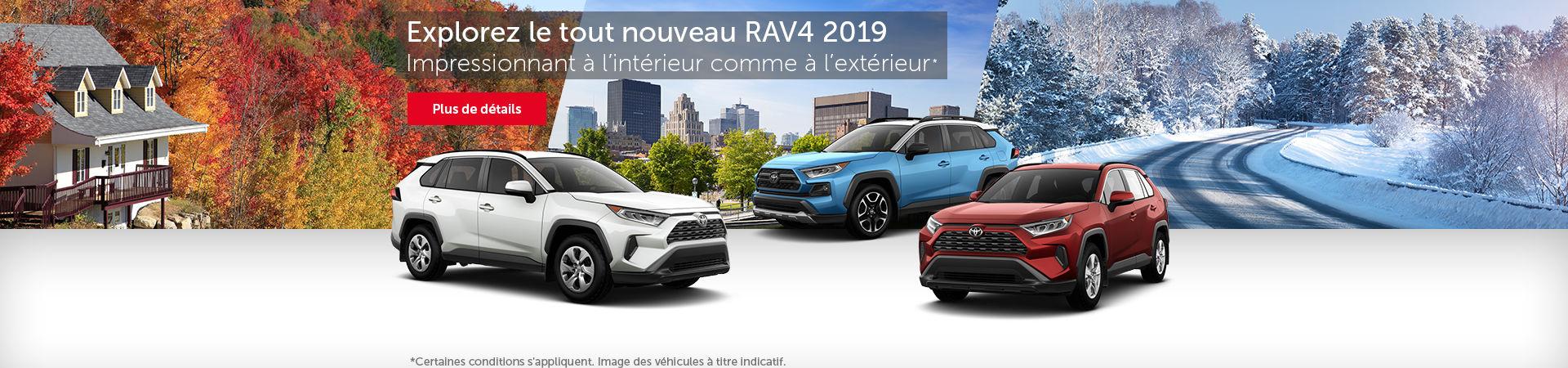 RAV 4 2019