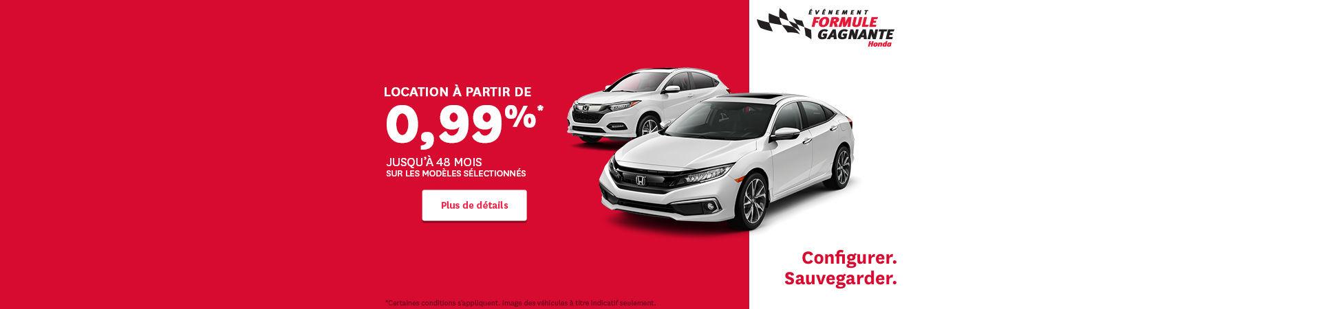Événement garage de rêve de Honda