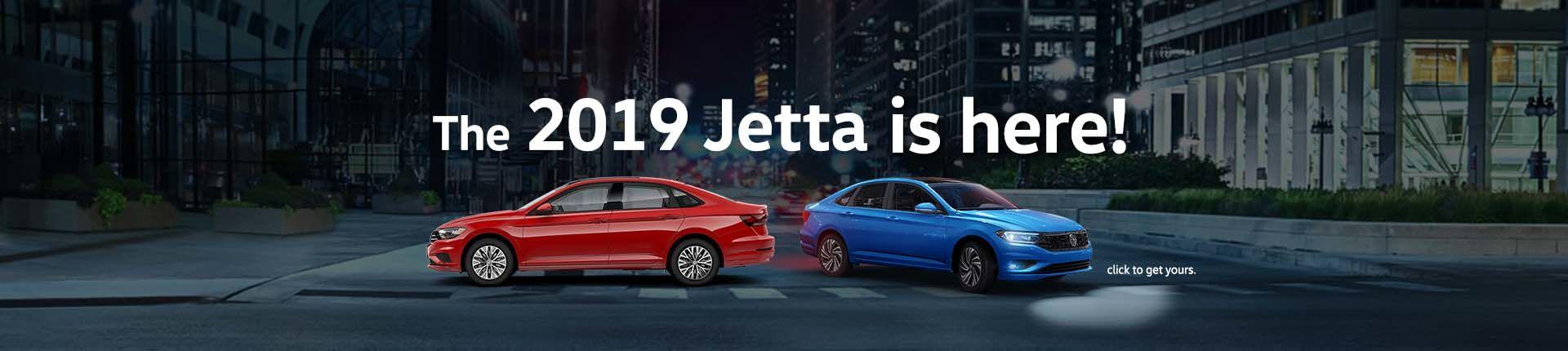 2019 All-new Jetta Pre-order