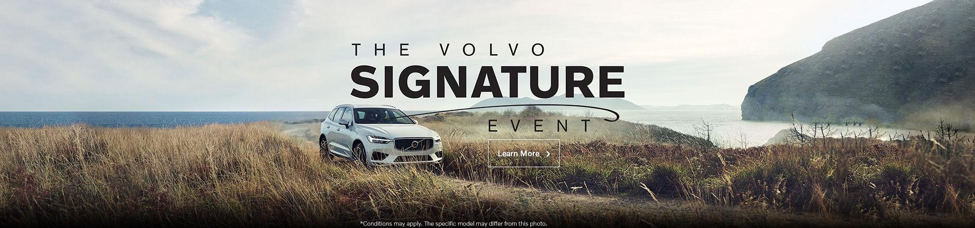 Volvo Monthly Event