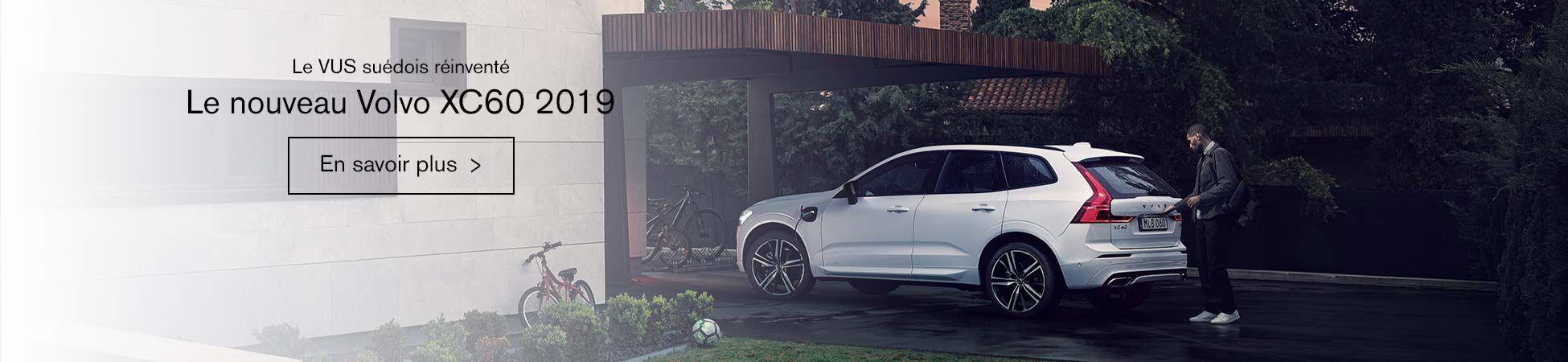 Volvo Xc60 2019 - Slideshow