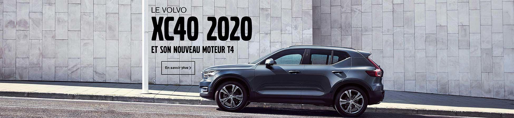 Volvo XC40 2020 à vendre à Montréal