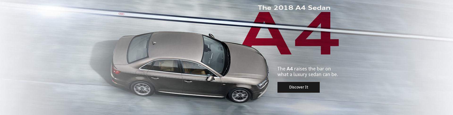 Header Home Audi-A4 Sedan 2018