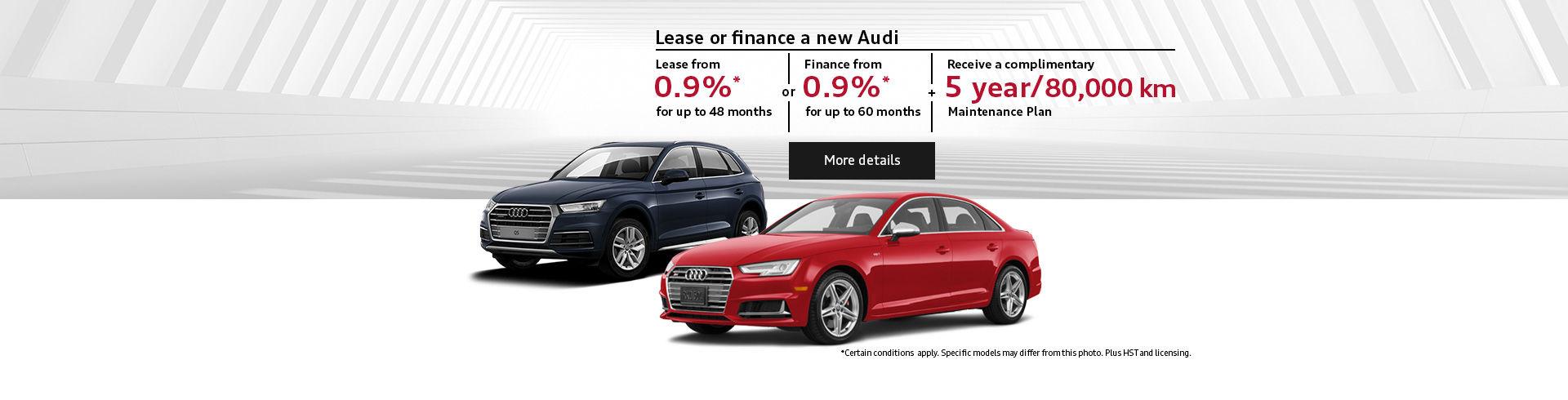 Audi Sales Event