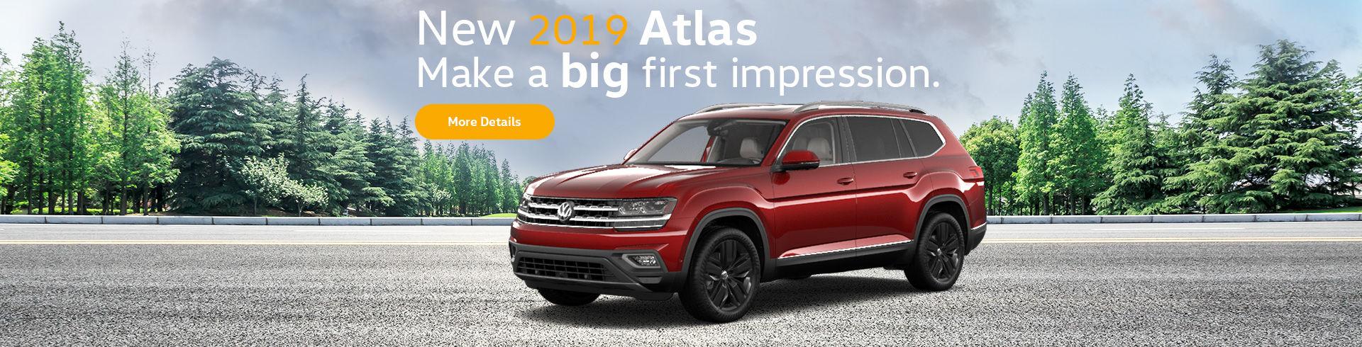 New 2019 Atlas