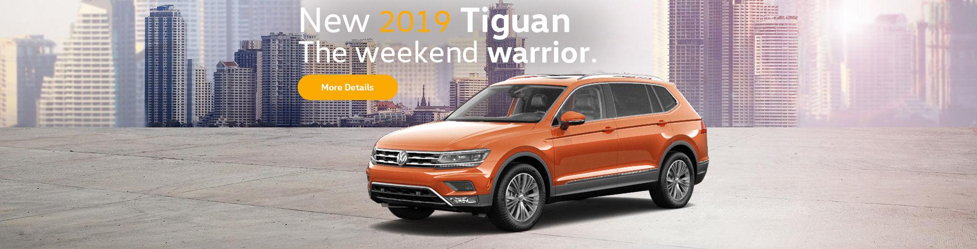New 2019 Tiguan