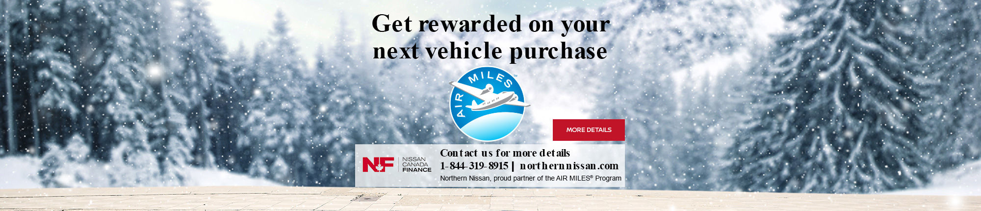 Get Rewarded on Your Next Vehicle Purchase