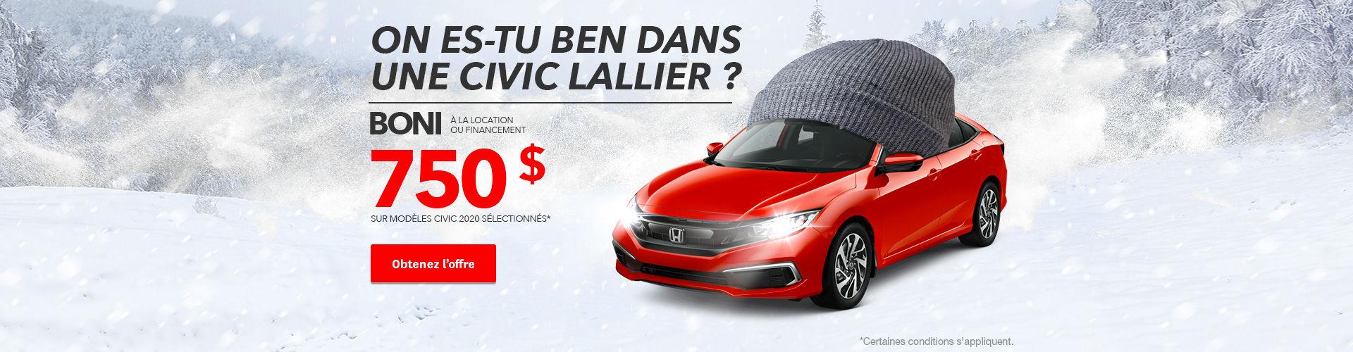 Lallier Honda Pointe Aux Trembles Véhicules Usagés Et Neuf