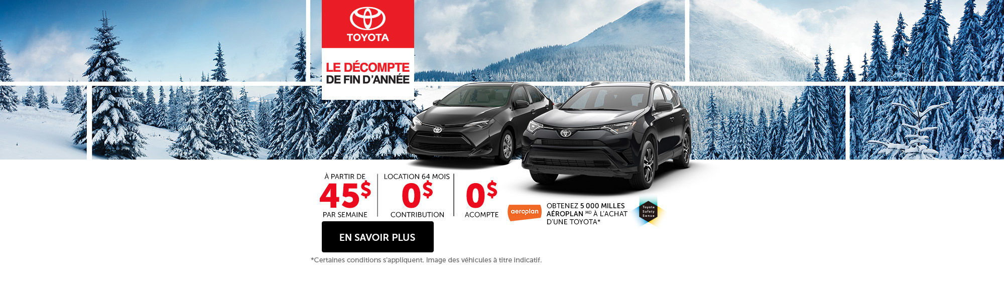 L'événement de Toyota