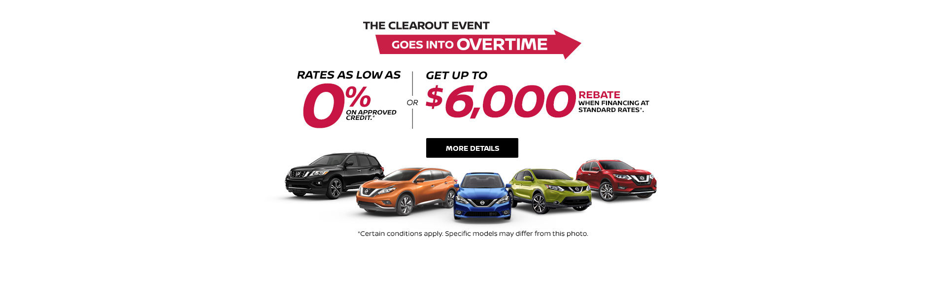 The Clearout Event Goes into Overtime!