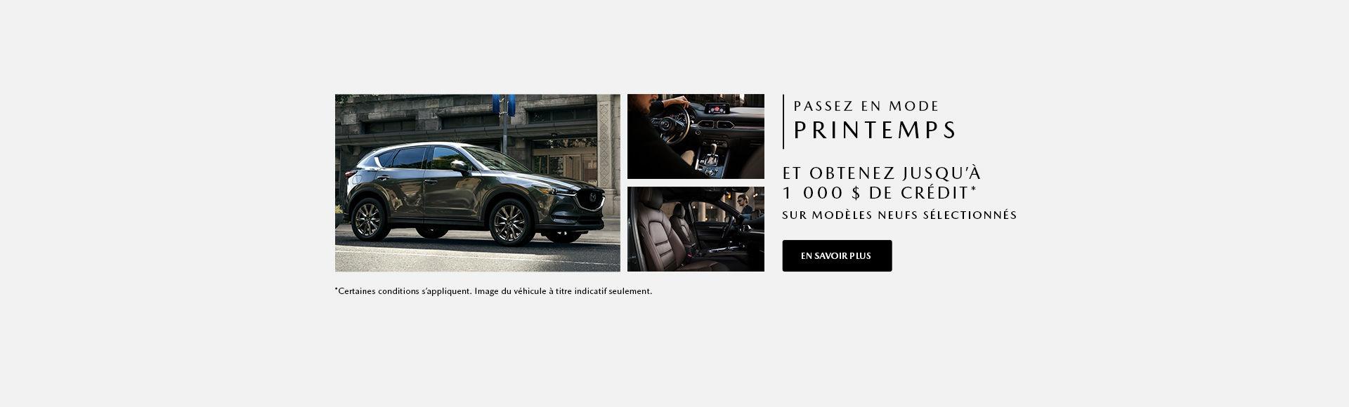 L'événement de Mazda