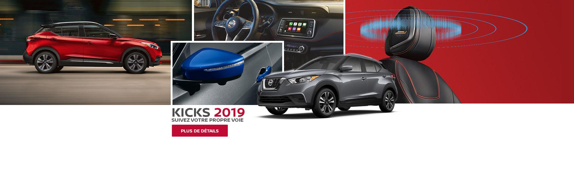 Kicks 2019 Alma Nissan