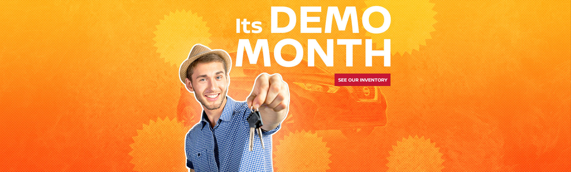 It's demo month