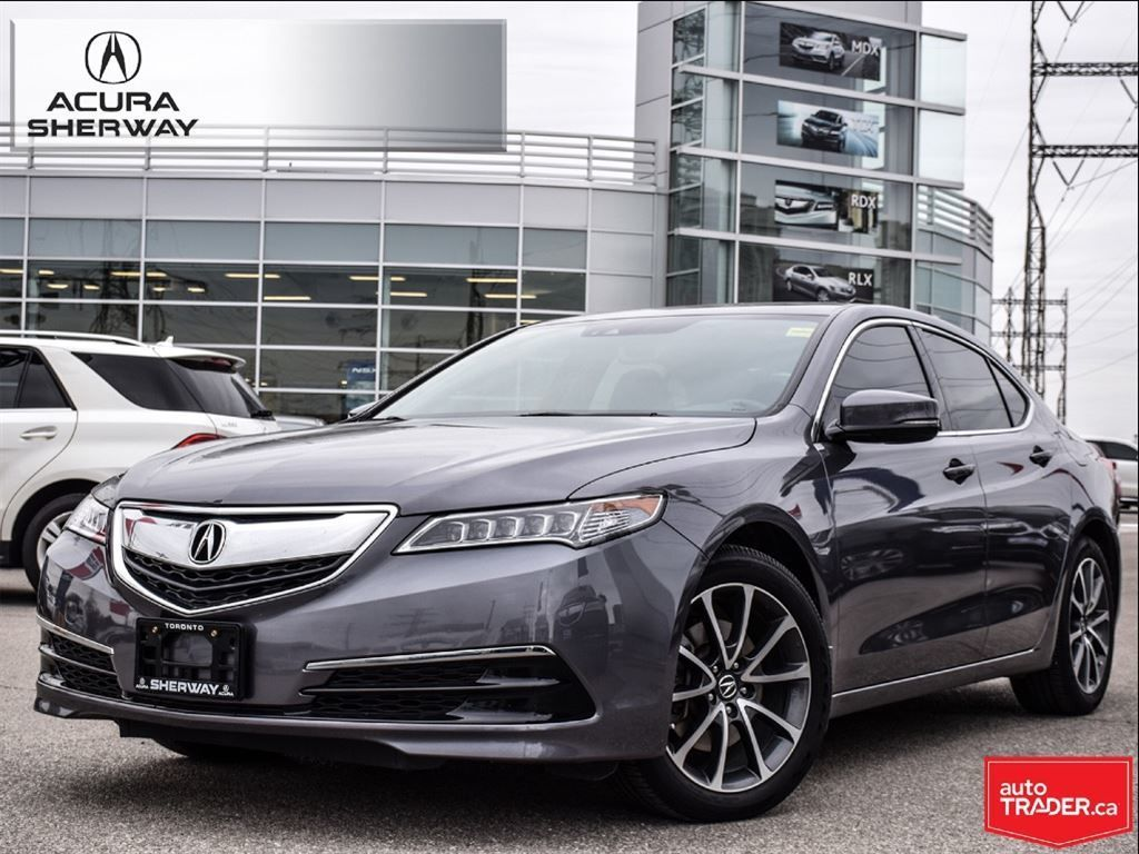 Save additional $1,000 on 2015 - 2017 Acura TLX   Acura Sherway